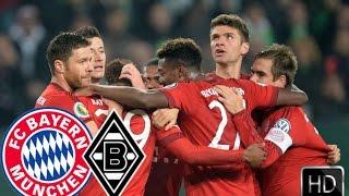 Video Gol Pertandingan FC Bayern Munchen vs Borussia Monchengladbach