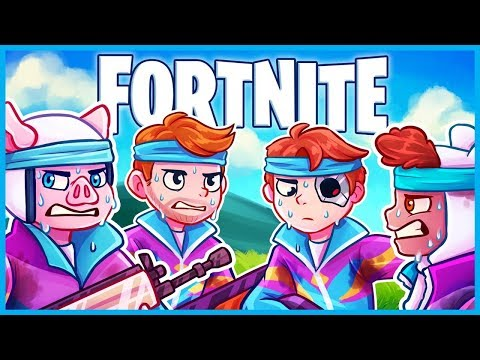 LATE NIGHT *SWEATY* LOBBIES in Fortnite: Battle Royale! (Fortnite Funny Moments & Fails)