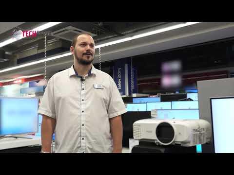 Projektor od Epsonu prekvapí kvalitou obrazu a mimoriadnou životnosťou