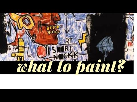 What To Paint search result youtube video what to paint
