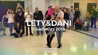 LETY&DANI KIZOMBA - Guadakizz 2018