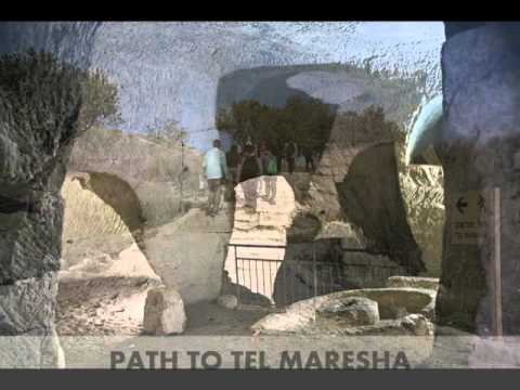 Archaeological Excursion to Bet Guvrin and Tel Maresha