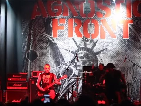 """Agnostic Front and Prong North American tour..! """"Victim In Pain"""" 35th Anniv."""