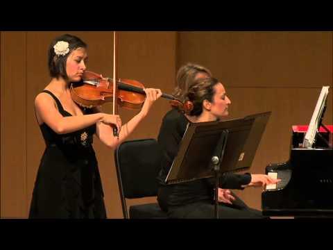 Kara's Senior Viola Recital at the University of North Texas
