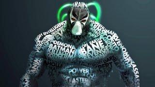 Easter Egg do Bane no Batman Arkham Knight
