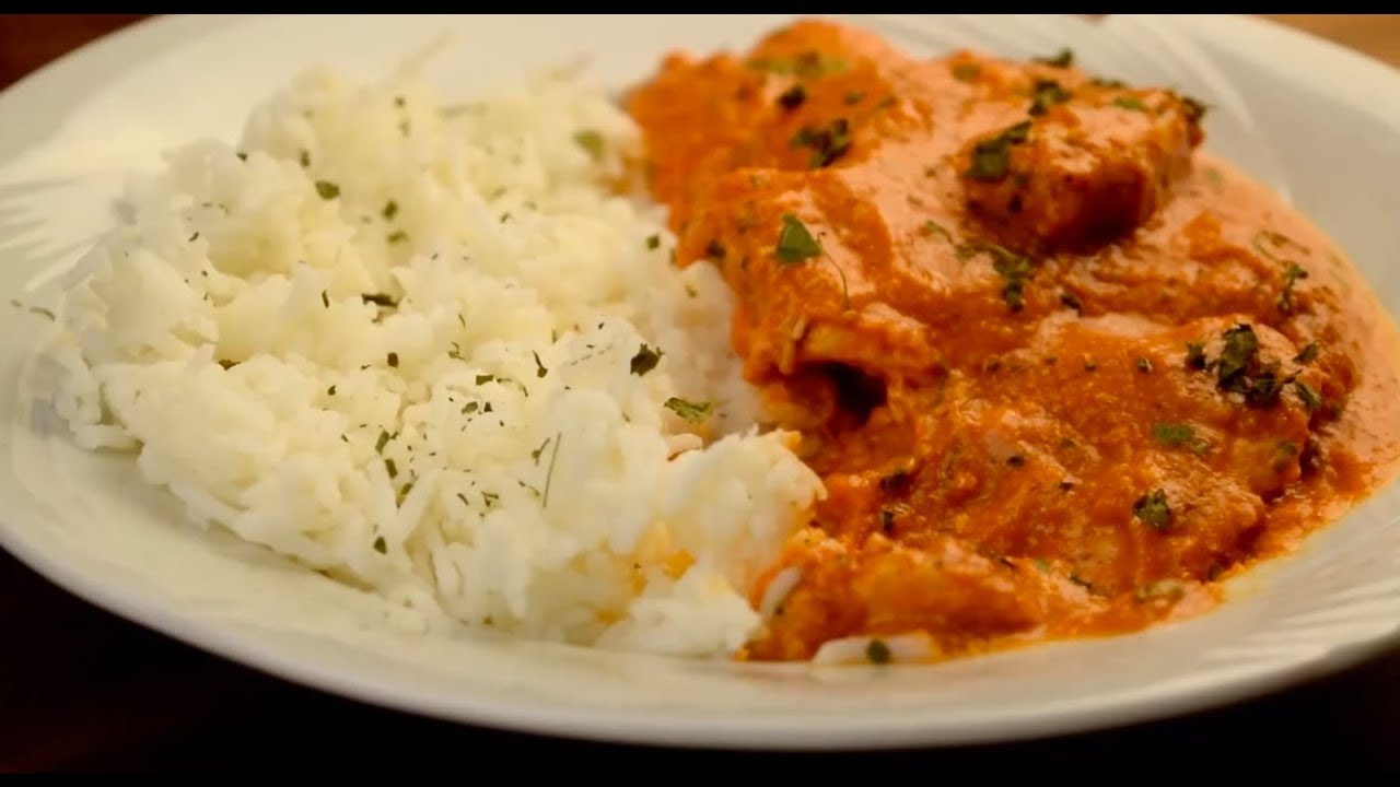 how to prepare butter chicken
