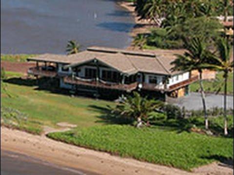 Hale Kanoa - Beachfront Estate - Molokai, Hawaii