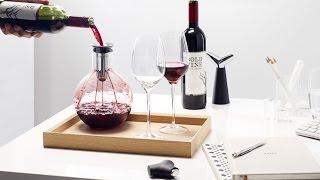 видео Декантер для вина
