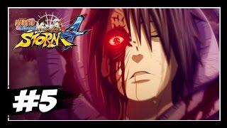 Naruto Shippuden: Ultimate Ninja Storm 4 - #5 - NO INFERNO!!! - [Legendado PT-BR]
