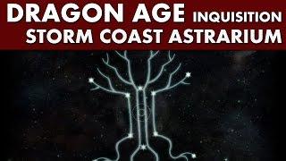 dragon age inquisition all the storm coast astrarium star map puzzle walkthrough