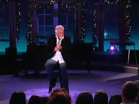 Kenny Rogers - The Gambler & Through The Years LIVE