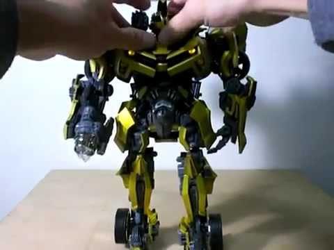 王老濕(battle-ops-bumblebee)大黃蜂p2
