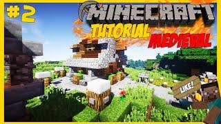 Casa Medieval Minecraft Tutorial 1