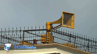 Belvidere, IL Federal Signal Thunderbolt Tornado Siren Test (Tue July 5 2016 10am)