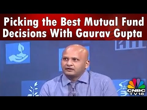 MF Corner | Picking the Best Mutual Fund Decisions With Gaurav Gupta | CNBC-TV18