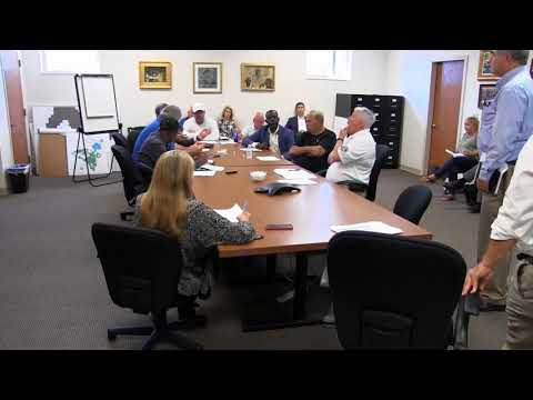 Berkeley County Council Special Meeting - 9-8-2017