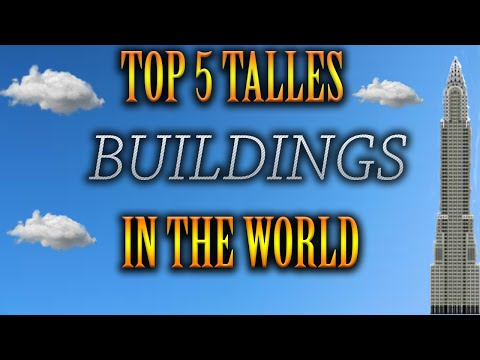 Top 5 Tallest Buildings in the World
