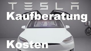 Tesla Kaufberatung /Kosten. Professioneller Service beim Kauf eines gebrauchten Tesla.
