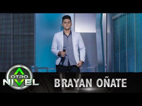 'Como duele el frío' - Brayan Oñate - Audiciones | A otro Nivel