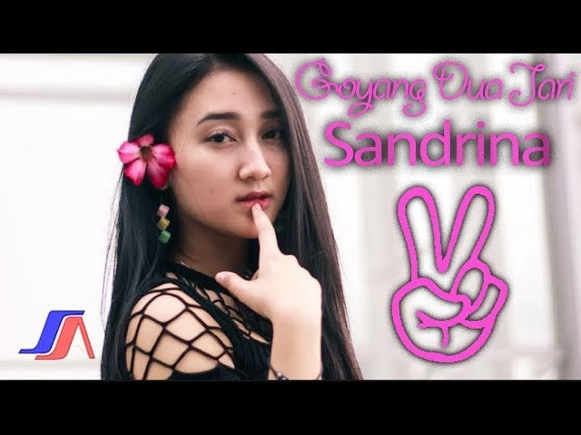 Sandrina - Goyang 2 Jari ( Official Music Video ) #1