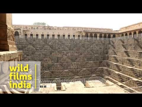 step wells of india historical water management youtube