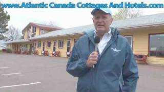 PEI Pines Motel PEI Cottages and Hotels Canada