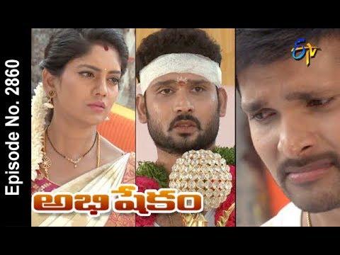 Abhishekam | 17th  March 2018| Full Episode No 2860 | ETV Telugu