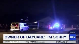 Florida toddler found dead inside day care van
