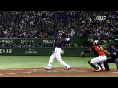 Shohei Ohtani hits ball through the roof at Tokyo Dome!!