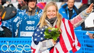 Olympic Snowboarding Gold Medalist Jamie Anderson's Top 5 Moments From Sochi