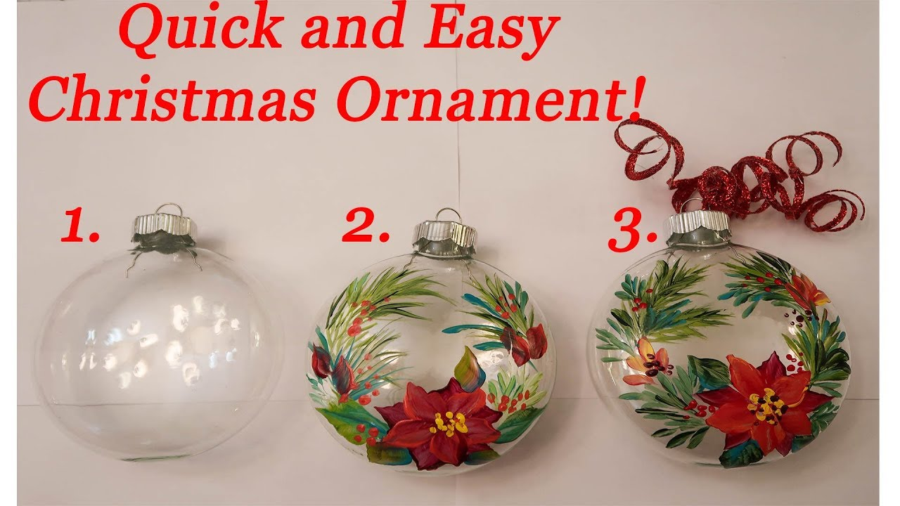 DIY Holiday Decoration: Poinsettia Ornament advise