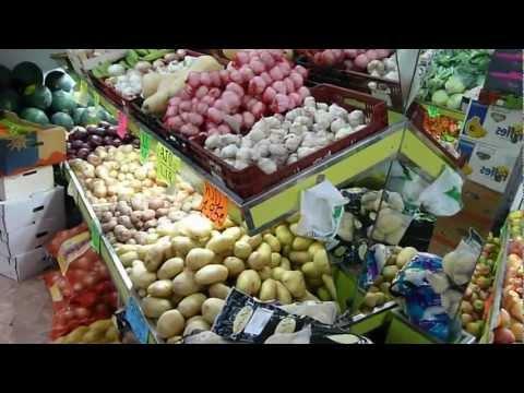 Best Fruit & Veg Shop: Barceloneta, Spain