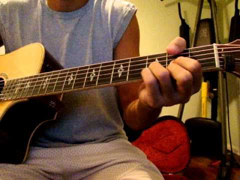 Our God by Chris Tomlin - How to play easy chords no capo