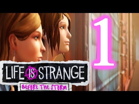 Life Is Strange: Before The Storm Episode 1 - Chloe Meets Rachel! Rave Escape!