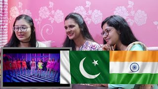 Hook Up Song - Student Of The Year 2 | Tiger Shroff & Alia | PAKISTAN REACTION