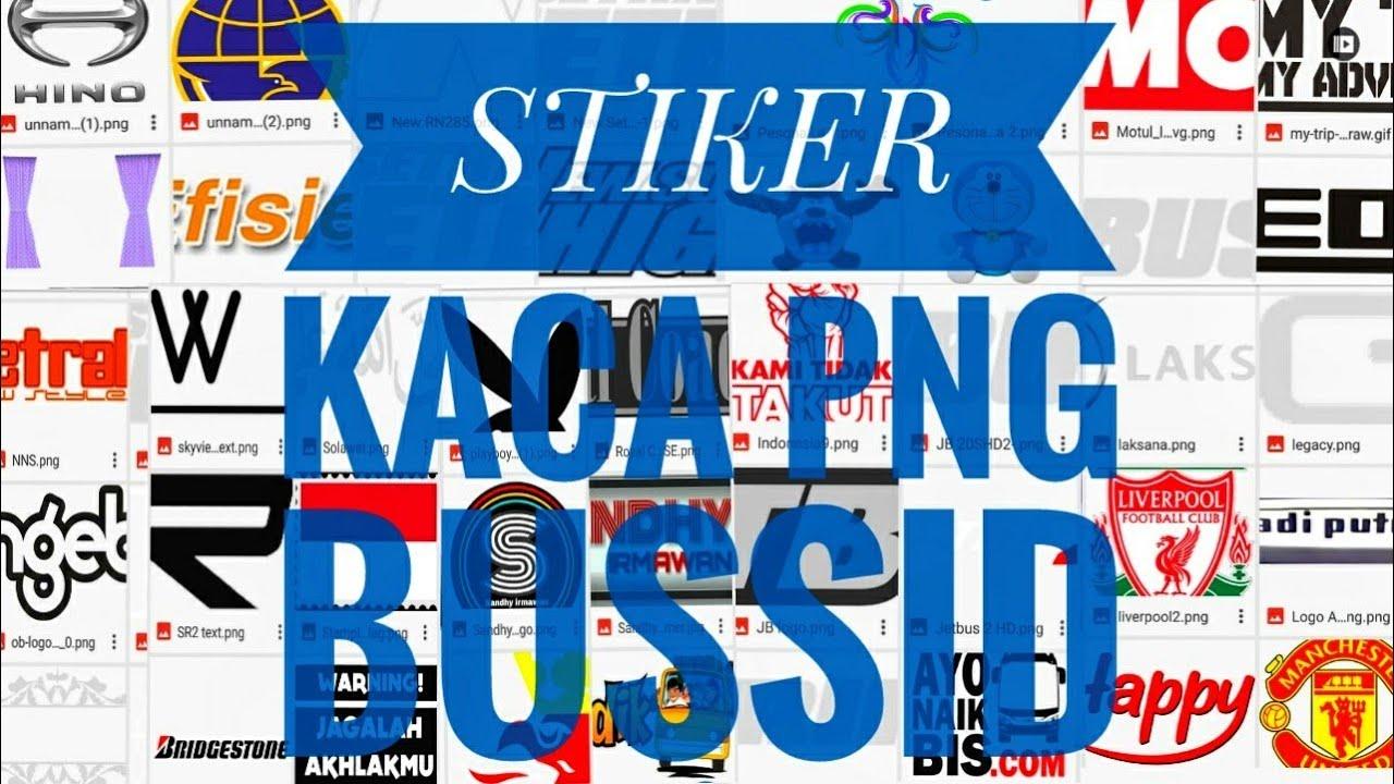 Kumpulan Stiker BUSSID png #1