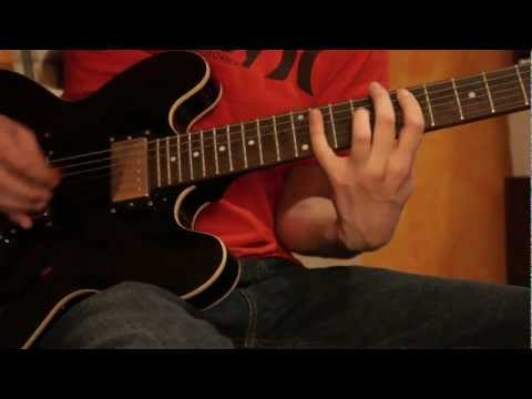 Bye Bye Johnny Rolling Stones guitar cover