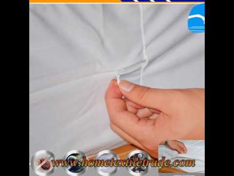 Deme Allergy Waterproof Mattress Protector Breathable Terry Cover