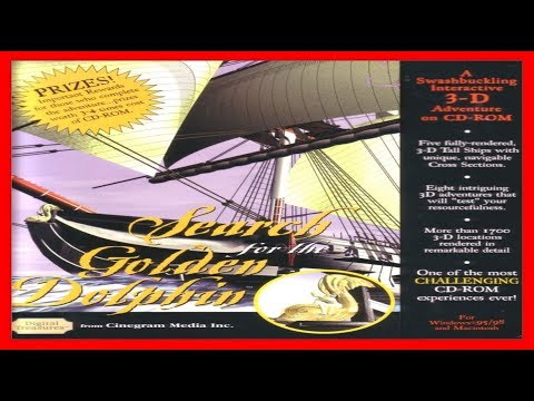 Search For The Golden Dolphin 1999 PC