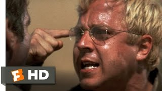 Flight of the Phoenix (3/5) Movie CLIP - That Settles That (2004) HD