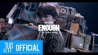 "BOY STORY ""Enough"" Teaser 6 - SHUYANG"