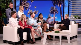 The 'Love Is Blind' Cast Talks the Future, Tinder, & Ghosts!