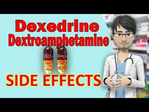 Dexedrine (Dextroamphetamine) SIDE EFFECTS