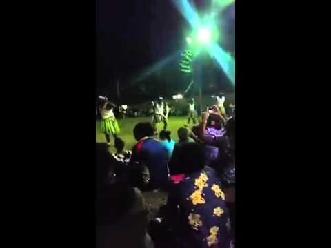 Senpol island dancing