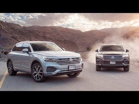 First Drive: Volkswagen Touareg 2019 | Prices & Specs