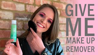 Why Give Me's Makeup remover and Eco Pad are the BEST EVER! Best budget makeup remover