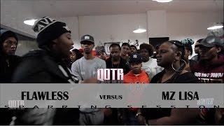 FLAWLESS vs MZ LISA QOTR presented by BABS BUNNY & VAGUE