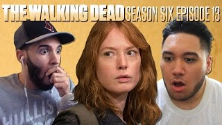 """Fans React To The Walking Dead Season 6 Episode 13: """"The Same Boat"""""""