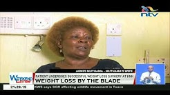 Patient undergoes successful weight loss surgery at KNH