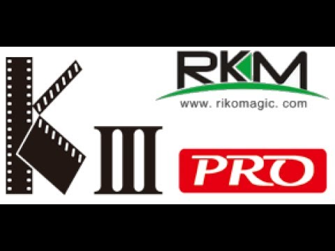 Firmware RKM MK22 on KIII PRO (ANDROID 7 1 1) - - vimore org